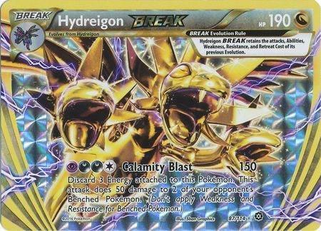 Hydreigon Break – 87/114 – Break Rare