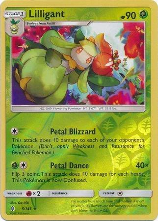 Pokemon Card STAGE 1 41//145 ALOLAN GRAVELER