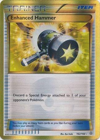 Enhanced Hammer – 162/160 – Secret Rare