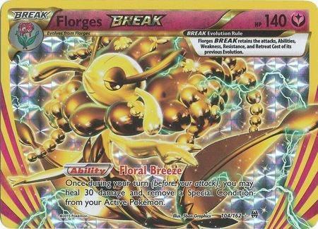 Florges Break – 104/162 – Break Rare