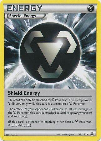 Shield Energy – 143/160 – Uncommon