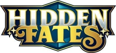 Hidden Fates expansion set