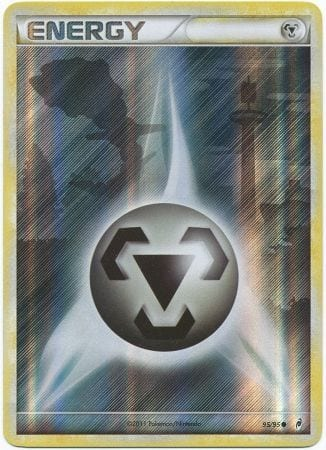 Metal Energy – 95/95 – Holo